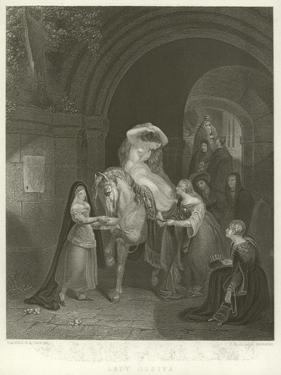 Lady Godiva by George Jones