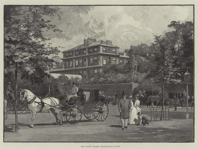 The London Season, Marlborough House