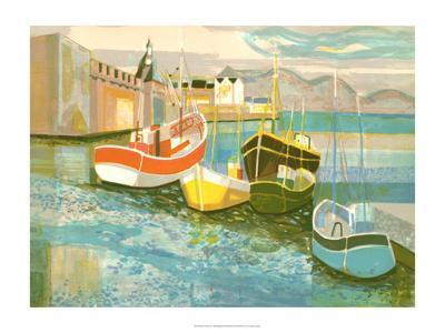 Boats in Harbor II