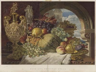 Fair and Fruitful Italy