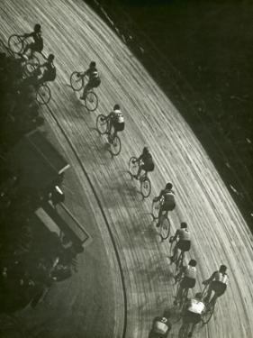 Bike Race by George Marks
