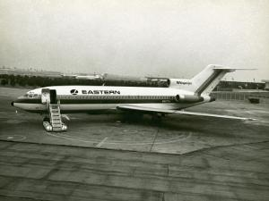 Eastern Airlines Plane by George Marks