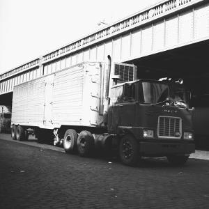 Lorry Parked by George Marks