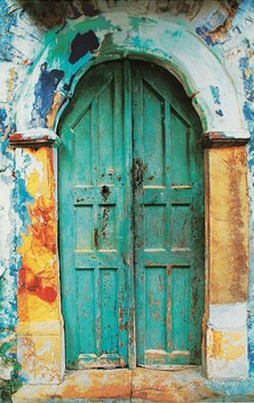Arched Doorway by George Meis