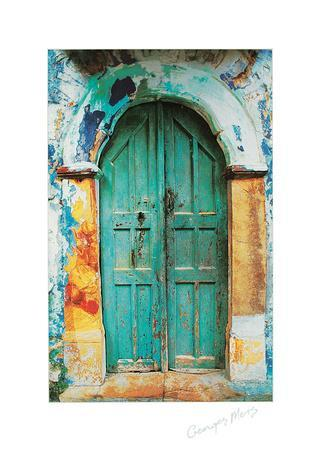 Arched Doorway by George Meis & Doorways (Color Photography) Posters for sale at AllPosters.com