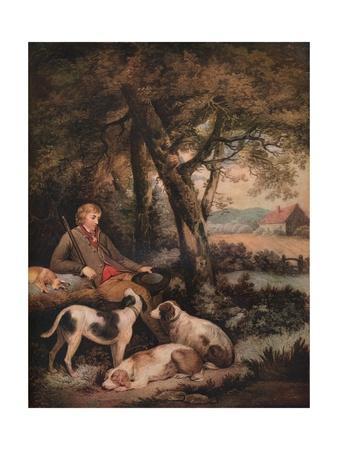 'The Weary Sportsman', c1803
