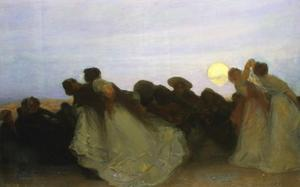The Moondance by George Murray I
