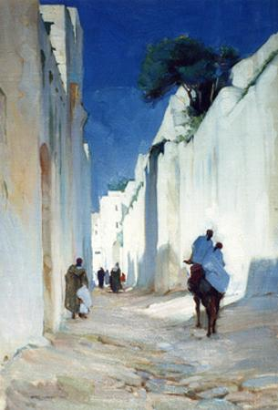 Tangiers City Wall by George Murray