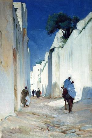 Tangiers City Wall