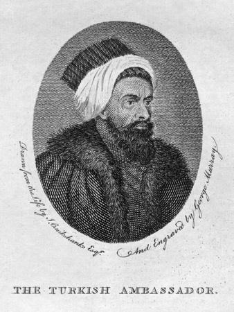 The Turkish Ambassador, 1794