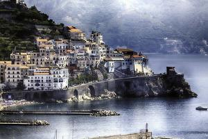 Amalfi Nostalgia by George Oze