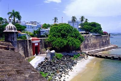 Gate of the City, Old San Juan, Puerto Rico