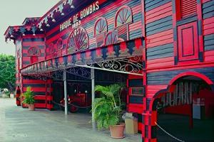 Historic Firehouse Ponce Puerto Rico by George Oze