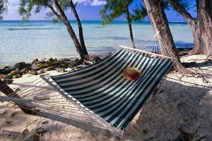 Rum Point Relaxation, Cayman Islands by George Oze