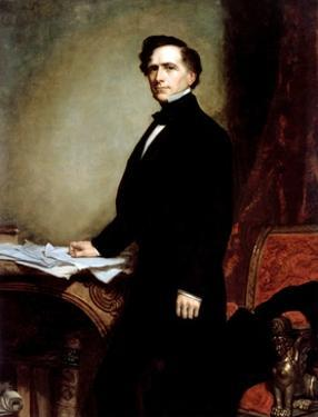 Franklin Pierce by George P.A. Healy