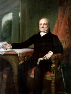 John Quincy Adams by George P.A. Healy