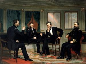 The Peacemakers by George P.A. Healy