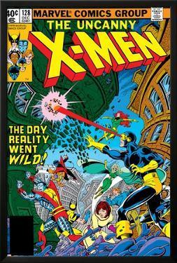 Uncanny X-Men No.128 Cover: Wolverine, Colossus, Grey, Jean, Cyclops, Nightcrawler and X-Men by George Perez