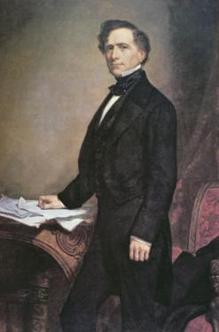 Franklin Pierce by George Peter Alexander Healy