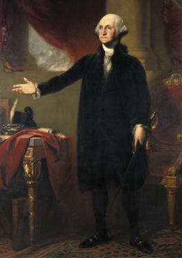George Washington by George Peter Alexander Healy