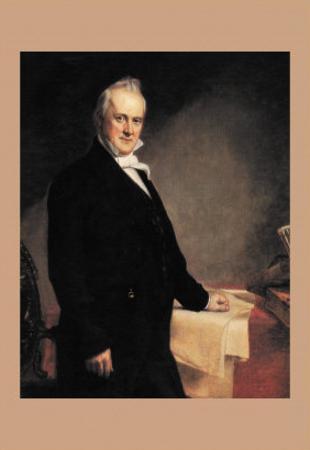 James Buchanan by George Peter Alexander Healy