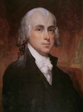 James Madison by George Peter Alexander Healy
