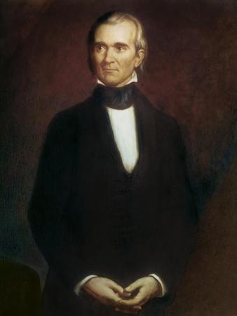 James Polk, (President 1845-1849)