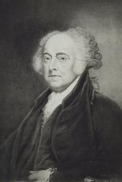 John Adams, 2nd President of the United States of America, Published 1901 by George Peter Alexander Healy