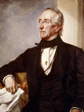 John Tyler, (10th Pres) by George Peter Alexander Healy