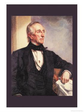 John Tyler by George Peter Alexander Healy