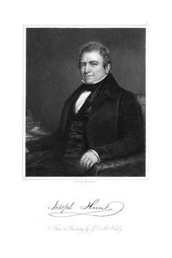 Joseph Hume by George Peter Alexander Healy