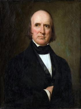 Portrait of Justice John Mclean by George Peter Alexander Healy