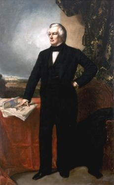 President Millard Fillmore, Aged 57 by George Peter Alexander Healy