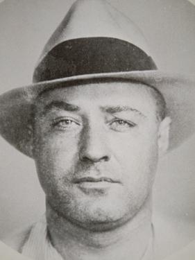 George R. 'Machine-Gun' Kelly, C.1930