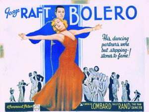 George Raft & Carole Lombard