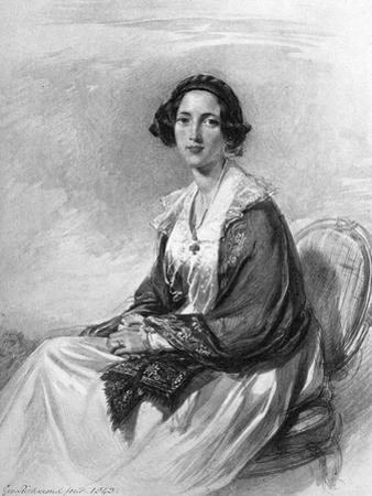 Catherine Gladstone, Wife of William Ewart Gladstone