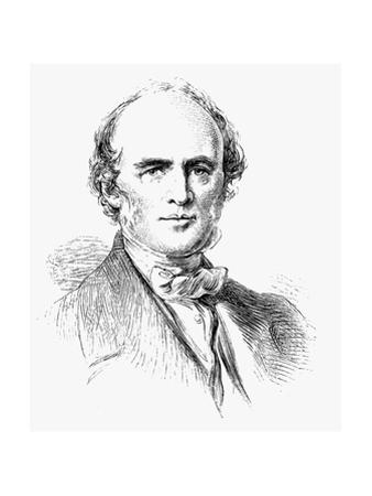 Charles Lyell, Scottish-Born British Geologist, 19th Century