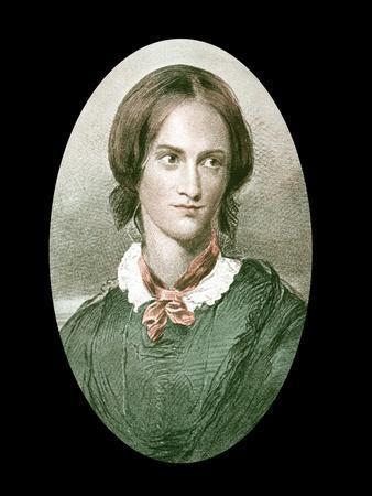 Charlotte Bronte, English Novelist, Mid-19th Century