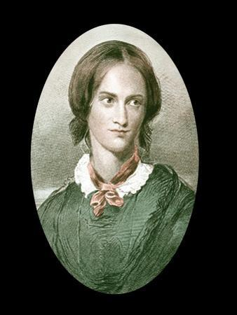 Charlotte Bronte, English Novelist, Mid-19th Century