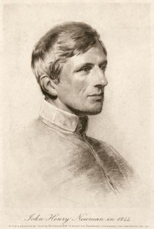 JH Newman, Richmond 1844