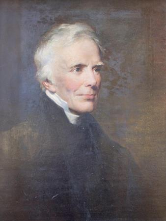 Reverend John Keble, 1876