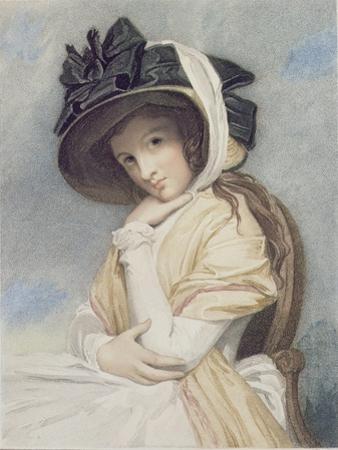 Emma, Engraved and Pub. by John Jones (C.1745-97), 1785 (Stipple)