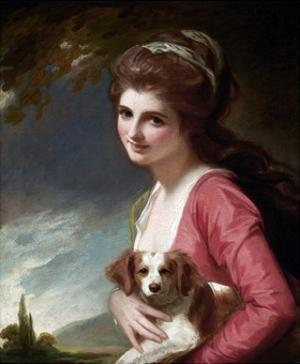 Lady Hamilton as Nature by George Romney