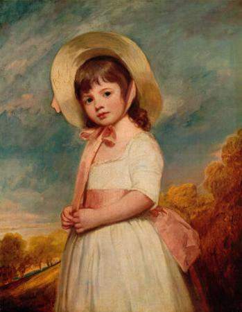 Miss Willoughby by George Romney