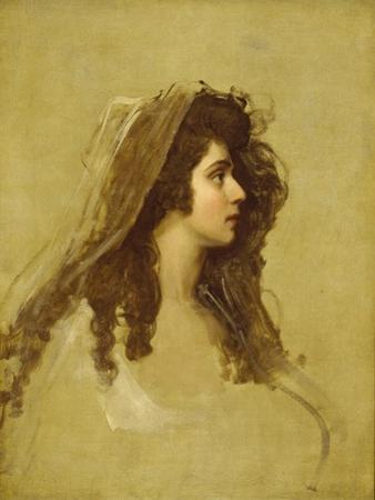 Mrs Siddons, C.1784