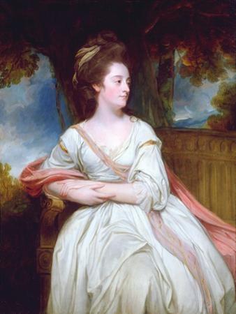 Portrait of Mrs North