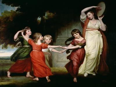 The Gower Family, c.1776-77