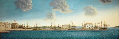 Crowninshield's Wharf, 1806
