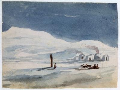 Igloos and Eskimos, 1820-1876