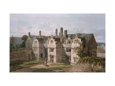 View of Trerice, Cornwall, 1819